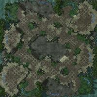 KorhalCompound SC2 Map1