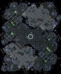 ResearchSiteJD2 SC2 LotV Map1