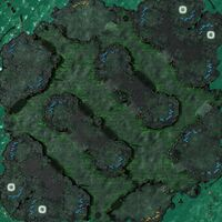 TwilightFortress SC2 Map1