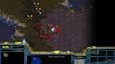 Starcraft Brood War - Protoss Mission 1 Escape from Aiur
