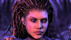 StarCraft 2 - Kerrigan (Primal) Quotes