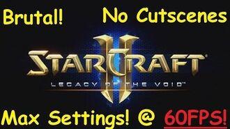 Starcraft 2 - FORBIDDEN WEAPON - Brutal (Achievements) LOTV 8