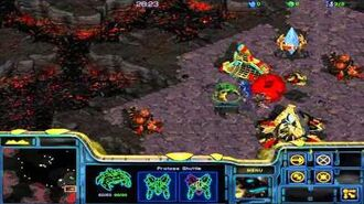 StarCraft Brood War Campaign Enslavers Dark Vengeance -- Episode I 4A. Desperate Measures