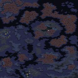 Countdown SC1 Map1