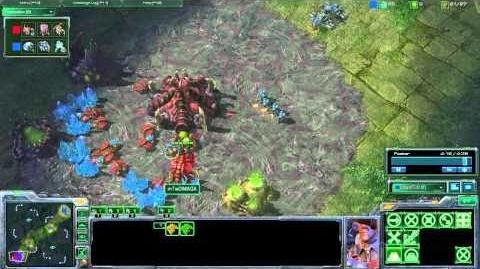 StarCraft 2 - T Marine Bunker Rush - Strategy