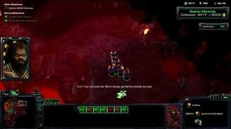 Starcraft II- Wings of Liberty- The Devil's Playground