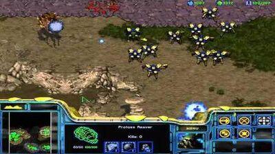 StarCraft Brood War Campaign Enslavers Dark Vengeance -- Episode I 1