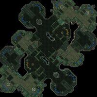 HighOrbit SC2 Map1