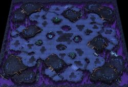 AlterzimStronghold SC2 Map1