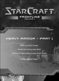 HeavyArmor1 Story Cover1