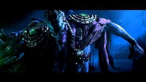 StarCraft II: Wings of Liberty campaign quotations/Zeratul Flashbacks