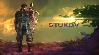 Co-op Commander Preview Alexei Stukov