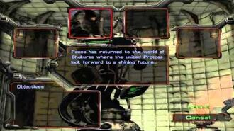 StarCraft Brood War Campaign Enslavers Dark Vengeance -- Epilogue