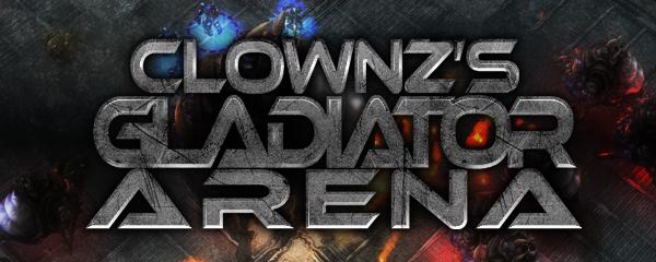 File:Clownz'sGladiatorArena SC2 Logo1.jpg