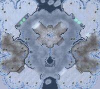 IceCliffs SC2 Map1