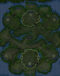 Monsoon SC2 Map1