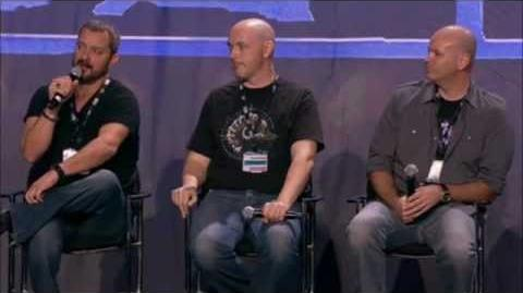 BlizzCon 2011 - Starcraft 2 Heart of the Swarm - Campaign and Lore Panel (Full)