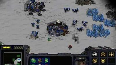 Starcraft Brood War - Terran Mission 1 First Strike