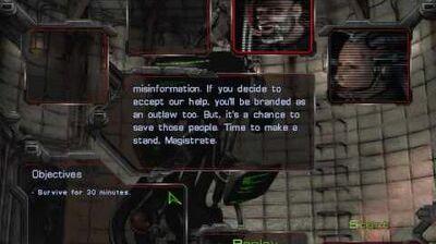 Starcraft - Terran Mission 3 Desperate Alliance