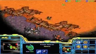 StarCraft Brood War Campaign Enslavers Dark Vengeance -- Episode I 3. Nemesis (Schezar Option)