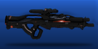 AGR-14 Assault Rifle