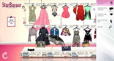 Bazaar buy