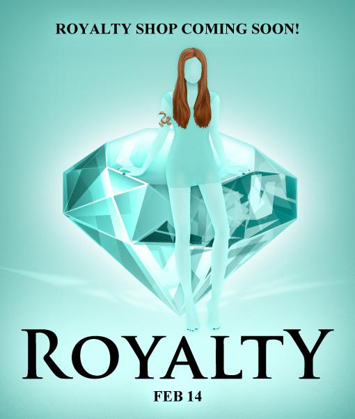 Royalty Coming Soon