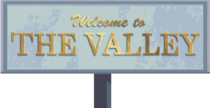 TheValleySign