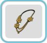 GoldFlowerNecklace