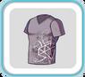 DiamondV-neckTshirt