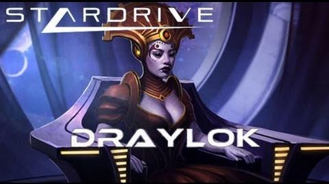 StarDrive Draylok Dialogue (and Music)