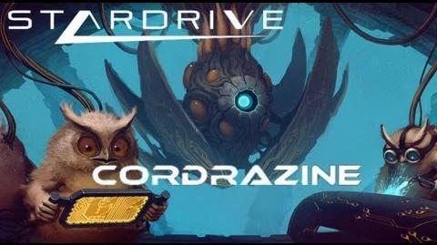 Cordrazine Dialogue (and Music)