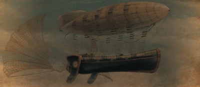 Sky vessel