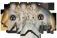 Derelict mothership bow module