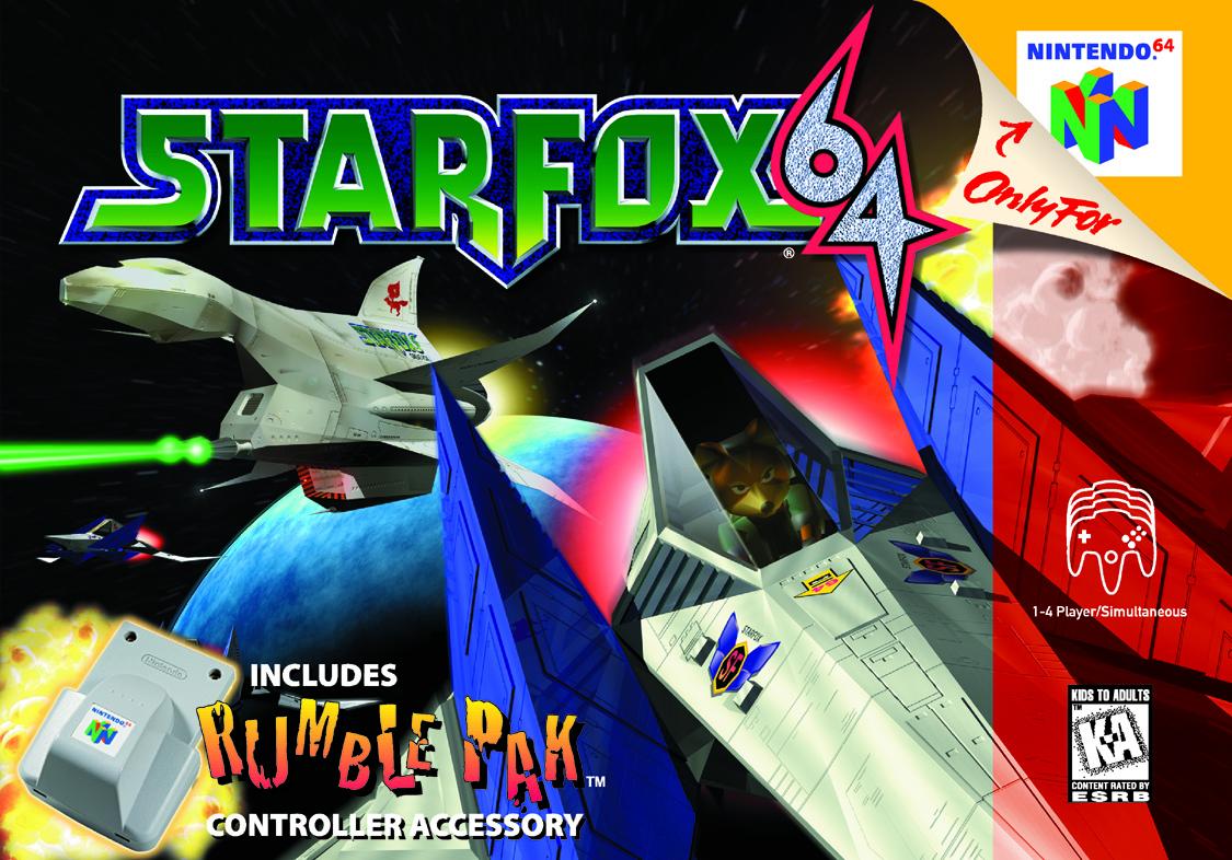 Archivo:Star Fox 64 cover.jpg