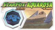 Star Fox Zero - Aquarosa To Zoness! Wii U Gameplay Walkthough With GamePad
