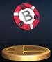 Smart Bomb - Brawl Trophy