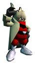 Brawl Sticker Peppy (Star Fox 64)