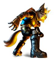 Datei:Brawl Sticker Wolf (Star Fox Assault).png