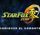 Star Fox Zero: Comienza el Combate