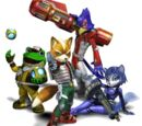 Star Fox Team