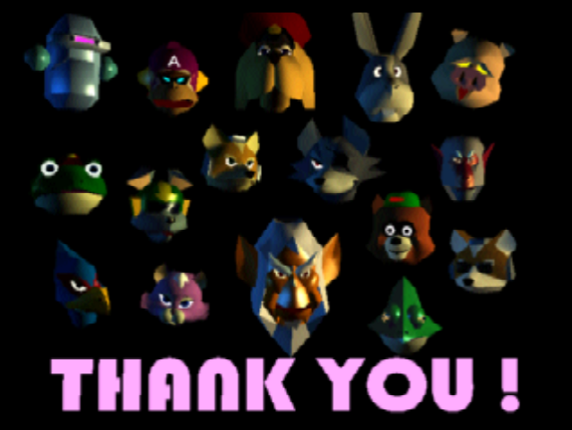 Archivo:Star Fox 64 all characters.png