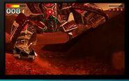 Star fox titania walker 3D
