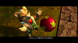 Tricky's Ball