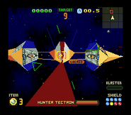SF2 Hunter Tektron Screenshot