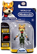 Fox McCloud-Toy