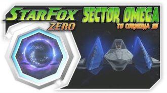Star Fox Zero - Sector Omega To Corneria 2! Wii U Gameplay Walkthough With GamePad