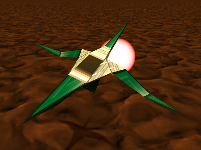 File:Star Fox 64 Cornerian Figther From Bill Grey.png