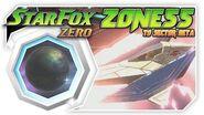 Star Fox Zero - Zoness To Sector Beta! Wii U Gameplay Walkthough With GamePad 3
