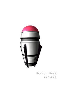 Sensor bomb